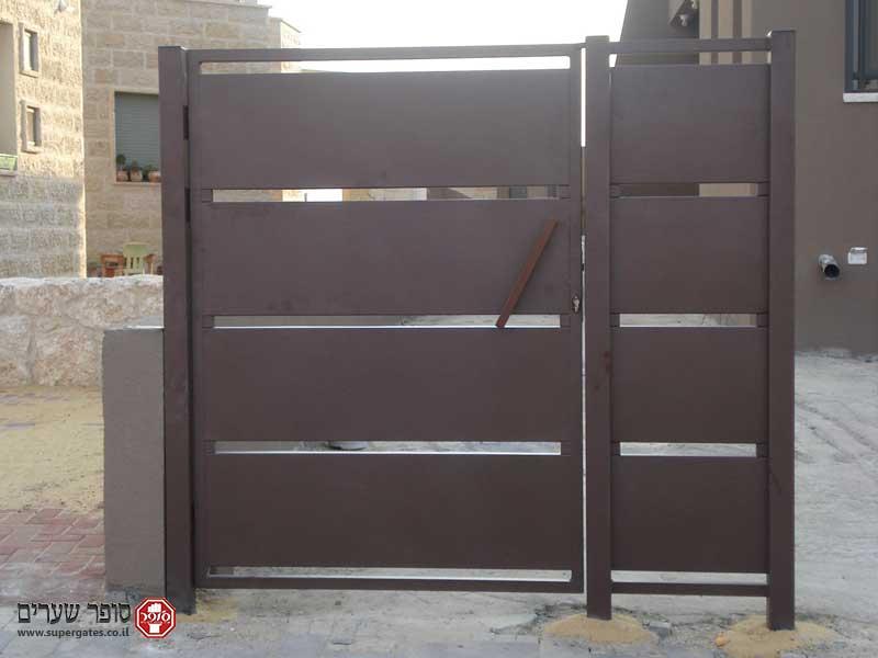 שערים חשמליים באשדוד - סופר שערים